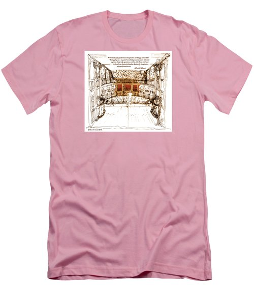 Imaginitive Genius V3 Men's T-Shirt (Athletic Fit)