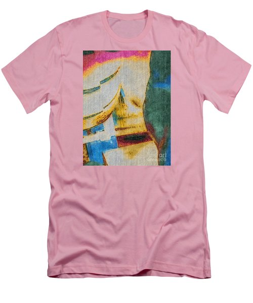 In/still Men's T-Shirt (Slim Fit) by William Wyckoff