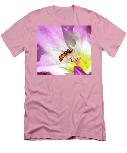 In The Flower Five  Men's T-Shirt (Slim Fit)