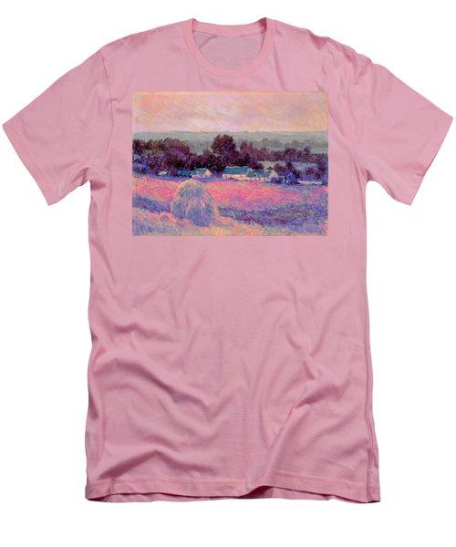 Inv Blend 10 Monet Men's T-Shirt (Slim Fit) by David Bridburg