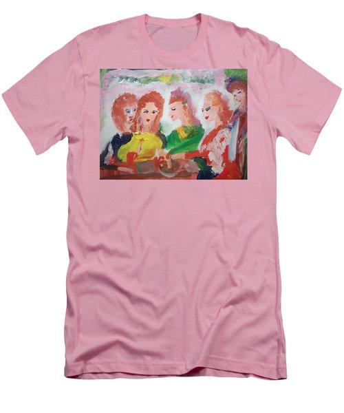 Irish Reunion Men's T-Shirt (Athletic Fit)
