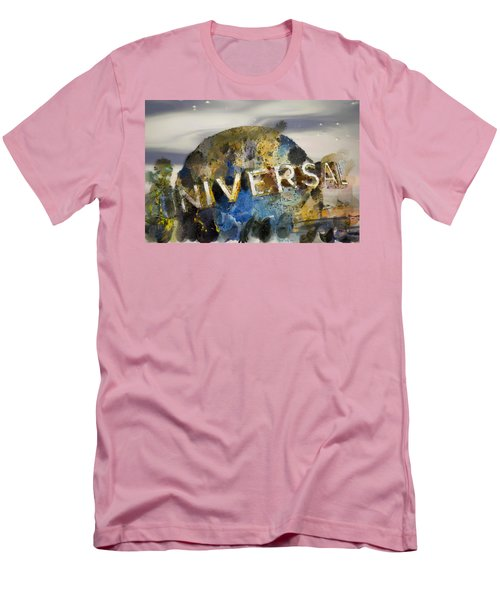 It's A Universal Kind Of Day Men's T-Shirt (Athletic Fit)