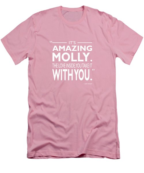 Its Amazing Molly Men's T-Shirt (Athletic Fit)