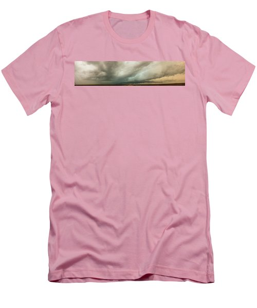 Kansas Storm Chase Bust Day 001 Men's T-Shirt (Athletic Fit)