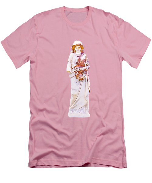 Key West Angel #1 Men's T-Shirt (Athletic Fit)