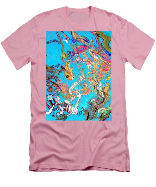 Koi Men's T-Shirt (Athletic Fit)