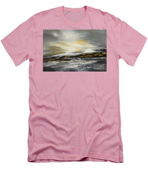 Lashed To Windward Men's T-Shirt (Slim Fit) by Tatiana Iliina