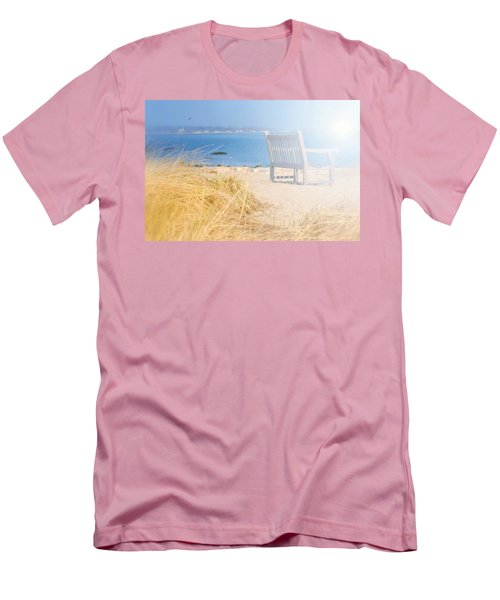 Last Breadth Of Summer Men's T-Shirt (Slim Fit) by Diana Angstadt