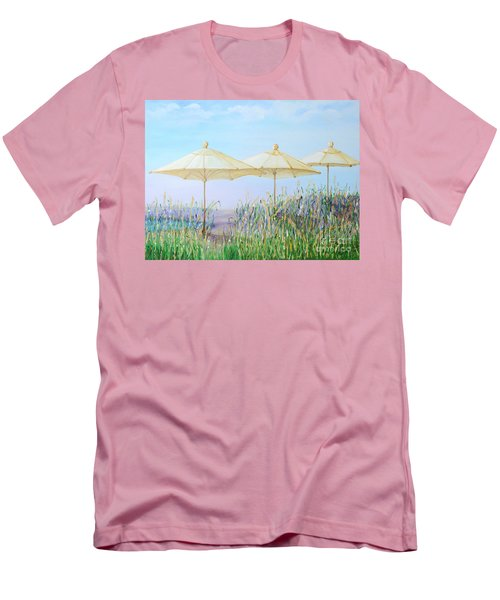 Lazy Days Of Summer Men's T-Shirt (Slim Fit) by Barbara Anna Knauf