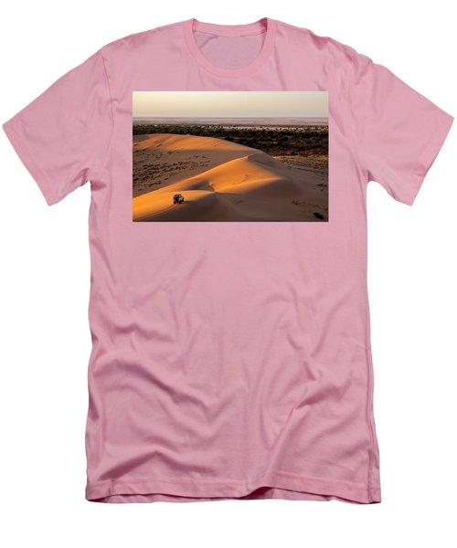 Life As Opening Men's T-Shirt (Slim Fit) by Evgeny Vasenev
