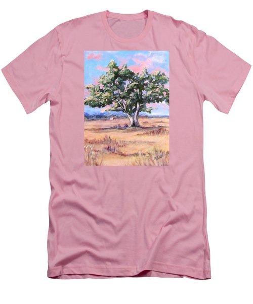 Lone Oak Men's T-Shirt (Slim Fit) by Barbara O'Toole