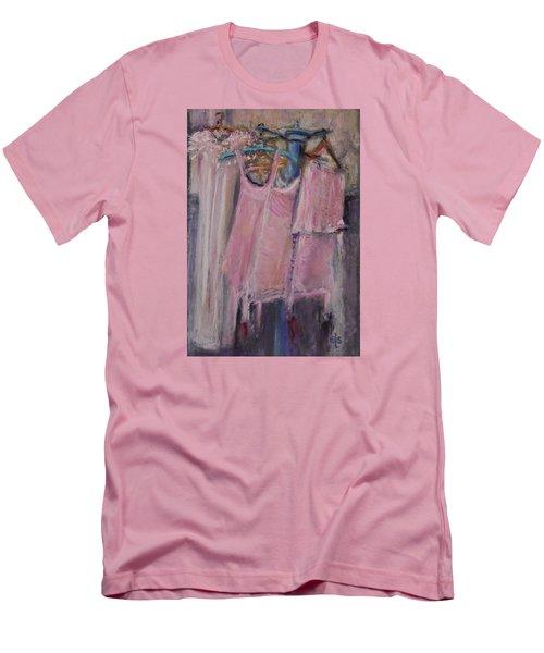 Long Ago Lingerie  Men's T-Shirt (Slim Fit)