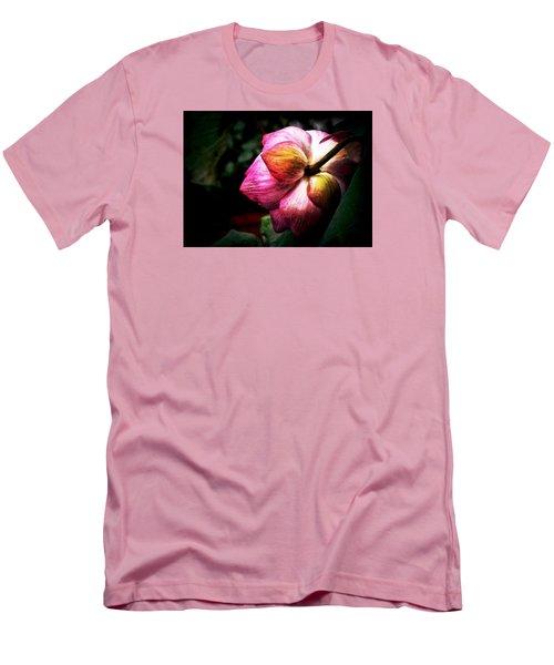 Lotus Men's T-Shirt (Slim Fit) by Cameron Wood