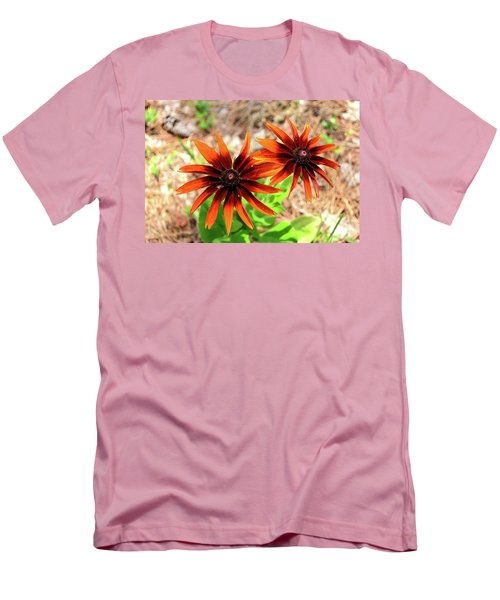 Men's T-Shirt (Slim Fit) featuring the photograph Masked by Larry Bishop