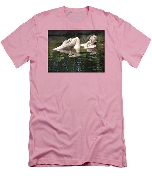Mermaid Men's T-Shirt (Slim Fit) by Marat Essex