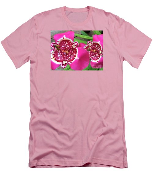 Mexican Shell Flower 1 Men's T-Shirt (Athletic Fit)