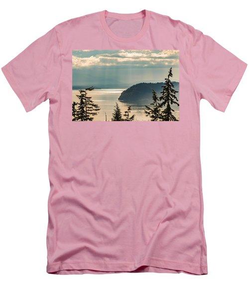 Misty Island Men's T-Shirt (Athletic Fit)