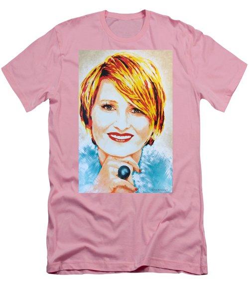 Monica Men's T-Shirt (Athletic Fit)