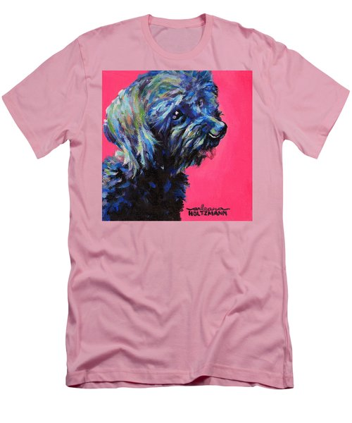 Moppet Men's T-Shirt (Slim Fit) by Arleana Holtzmann