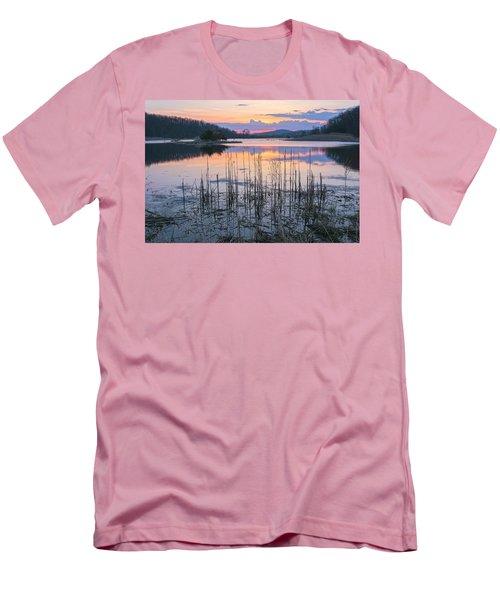 Morning Calmness Men's T-Shirt (Athletic Fit)