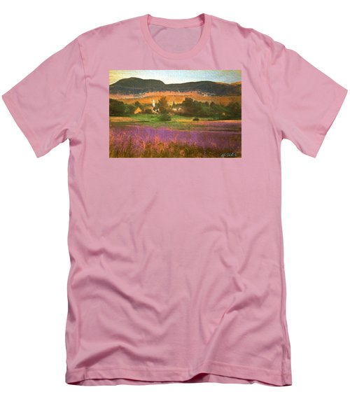N. Troy Vt. Men's T-Shirt (Slim Fit) by John Selmer Sr