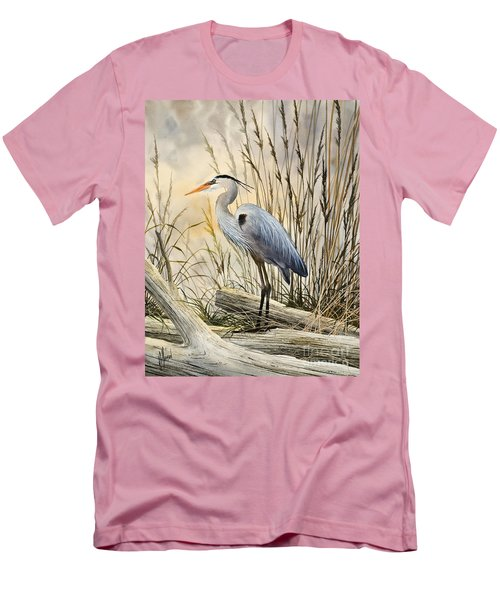 Nature's Wonder Men's T-Shirt (Slim Fit) by James Williamson