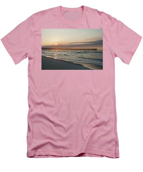 North Carolina Sunrise Men's T-Shirt (Athletic Fit)