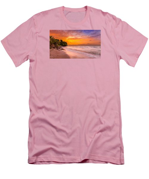 North Point Sunrise Men's T-Shirt (Athletic Fit)