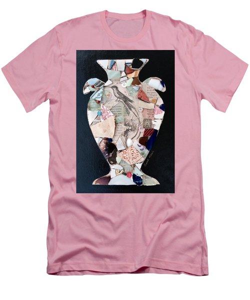 Ode To A Broken Urn Men's T-Shirt (Athletic Fit)