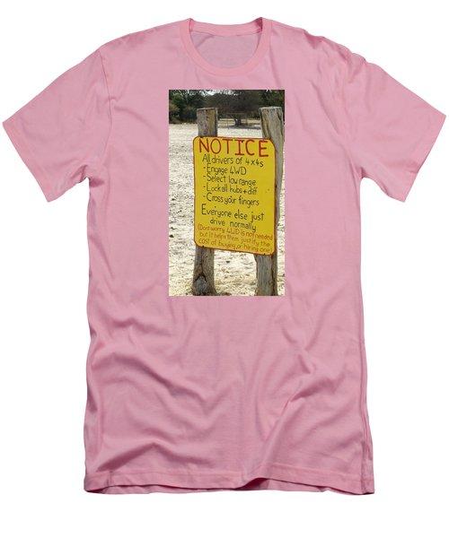 Okavango Humor Men's T-Shirt (Athletic Fit)