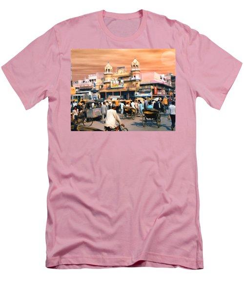 Old Dehli Men's T-Shirt (Athletic Fit)