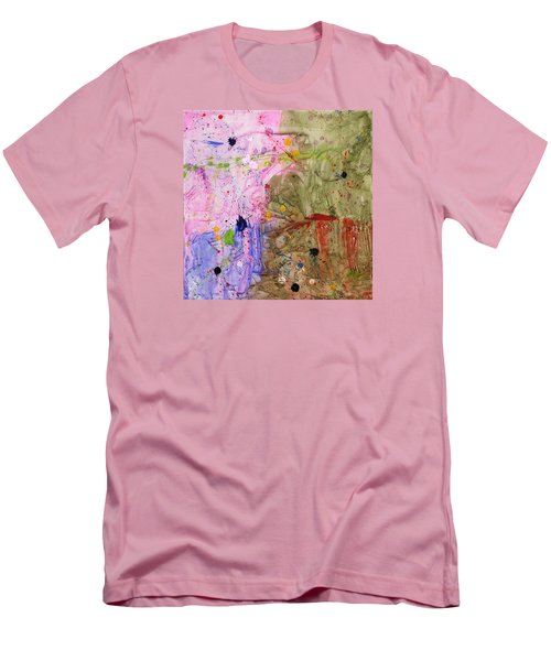 Outpost Men's T-Shirt (Slim Fit) by Phil Strang