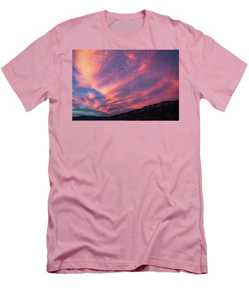 painted by Sun Men's T-Shirt (Slim Fit) by Hyuntae Kim