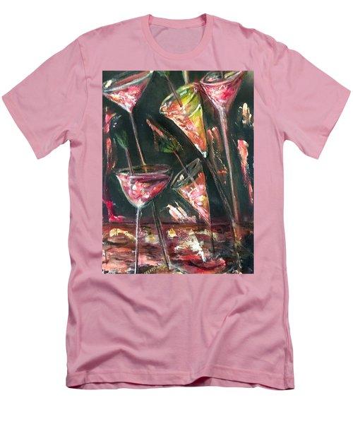 Parrrty One Men's T-Shirt (Athletic Fit)