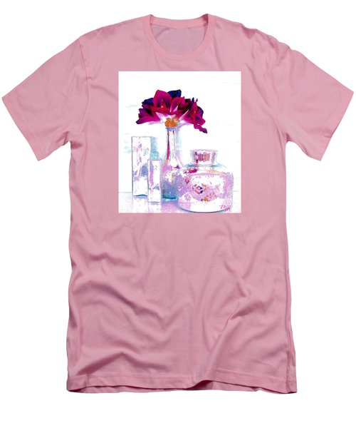 Pastels And Beauty Men's T-Shirt (Slim Fit) by Marsha Heiken