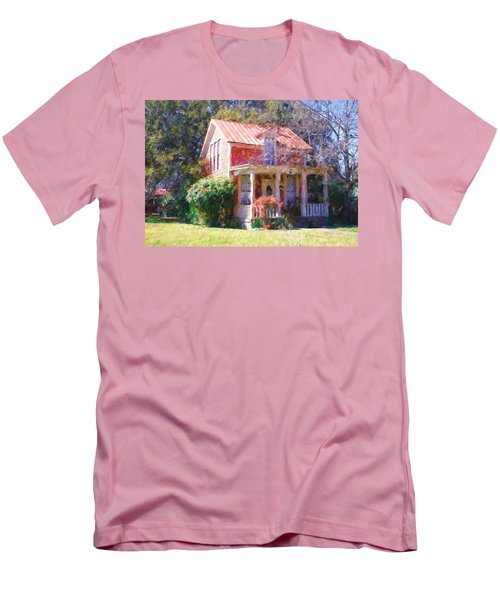 Peach Tree Bed And Breakfast2 Men's T-Shirt (Athletic Fit)