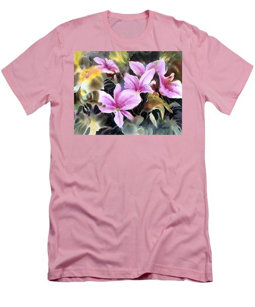 Pink Prize Men's T-Shirt (Slim Fit)
