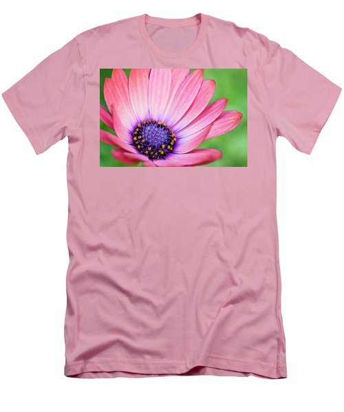 Pleasing Petals Men's T-Shirt (Athletic Fit)