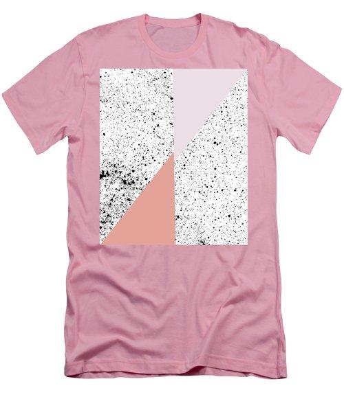 Polka Art Men's T-Shirt (Slim Fit) by Uma Gokhale