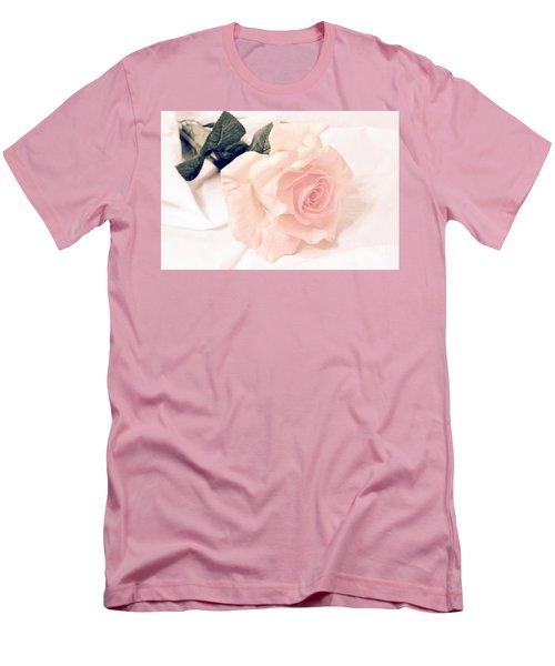 Precious Love Men's T-Shirt (Slim Fit) by Jeannie Rhode