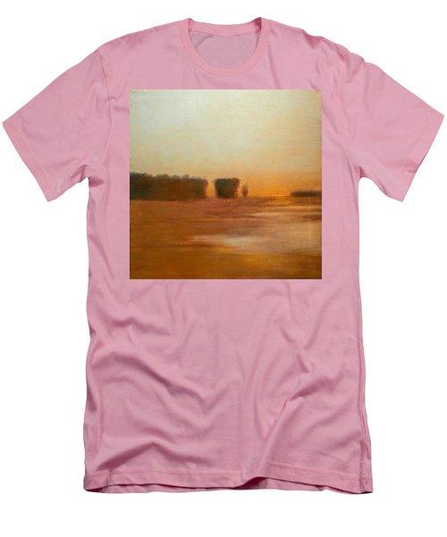 Preston After Spring Rain Creek Flood Men's T-Shirt (Athletic Fit)