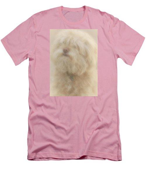 Puff Puff Men's T-Shirt (Slim Fit) by The Art Of Marilyn Ridoutt-Greene