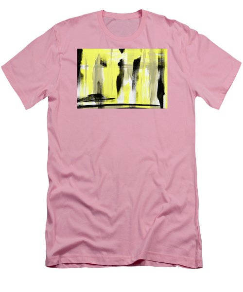 Pure Spirit Abstract Men's T-Shirt (Athletic Fit)