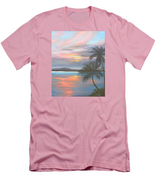 Pv Skies  Men's T-Shirt (Athletic Fit)