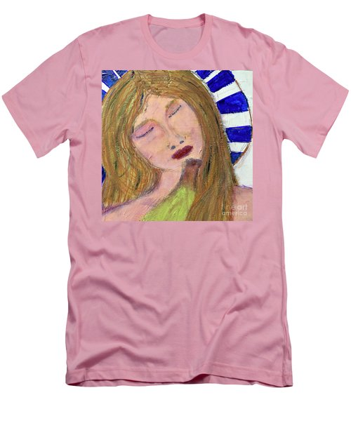 Queen Serene Men's T-Shirt (Athletic Fit)