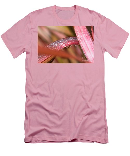 Rain Shower Men's T-Shirt (Slim Fit) by Trevor Chriss