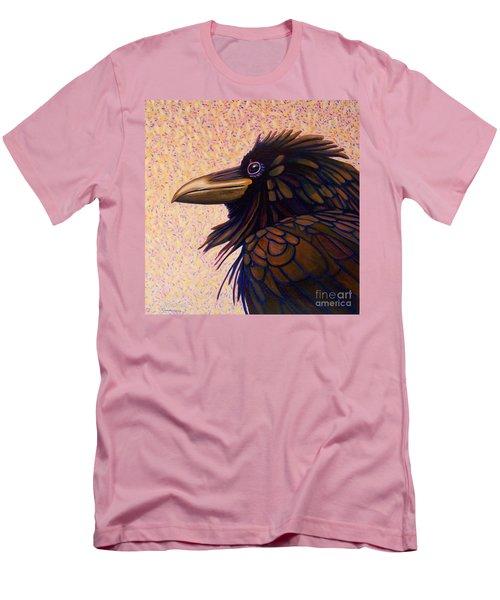 Raven Shaman Men's T-Shirt (Athletic Fit)