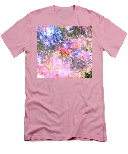 Reaching Angels   Men's T-Shirt (Athletic Fit)