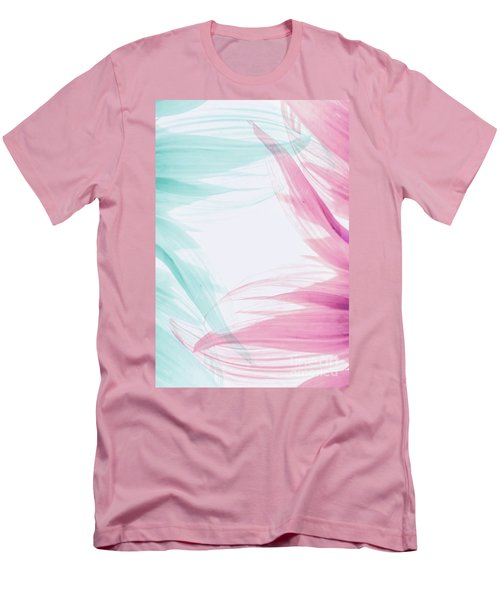 Men's T-Shirt (Athletic Fit) featuring the photograph Refreshing by Andrea Anderegg