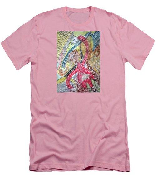 Relax. Dance Men's T-Shirt (Athletic Fit)